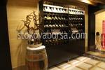 стелажи дървени за вино