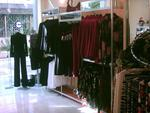Commercial furniture for clothing store