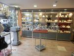 Commercial furniture for jewelry store