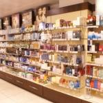 обзавеждане по поръчка на козметичен магазин