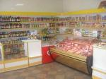 Изработка на щандове и стелажи за магазини за хранителни стоки. Хладилни витрини