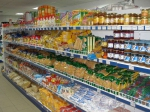 обзавеждане на хранителни магазини