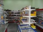Обзавеждане на магазини за хранителни стоки със щандо�