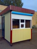 Метални търговски павилиони по клиентска заявка