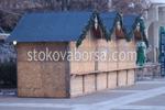Изработване на дървени сергии по поръчка
