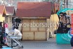 дървен търговски павилион до 4 кв.м