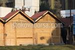 дървен павилион за продажба до 6кв.м  по поръчка