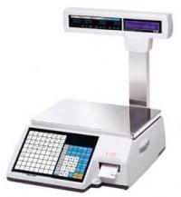 Електронна везна CAS CL5000RP