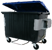 Контейнер за боклук 1700 Литра