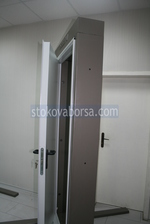fire door size 1140x2150mm