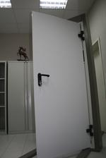 1140x2050mm Двери противопожарные металлов