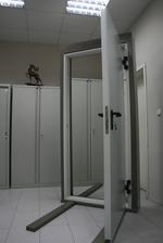 1140x2150mm πόρτα πυρασφαλείας