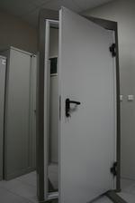 1140x2150mm πόρτα πυρκαγιάς μετάλλου