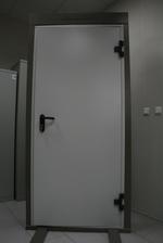 метална огнеопорна врата 1140x2150мм