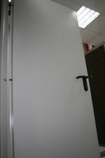 еднокрилна огнеопорна врата 1140x2050мм