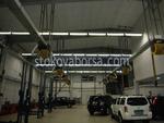 sistema de ventilación industrial