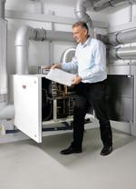 Изградња индустријске вентилације