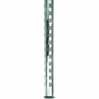 Рондо тръба Ф50 мм хром и височина 2400мм
