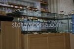 Изработка на правоъгълни хладилни витрини за торти