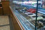 Изработка на правоъгълни хладилни витрини за торти по поръчка