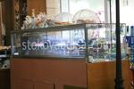 Български правоъгълни хладилни витрини за торти