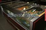 островна хладилна витрина по поръчка