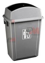 контейнер за отпадъци в градината
